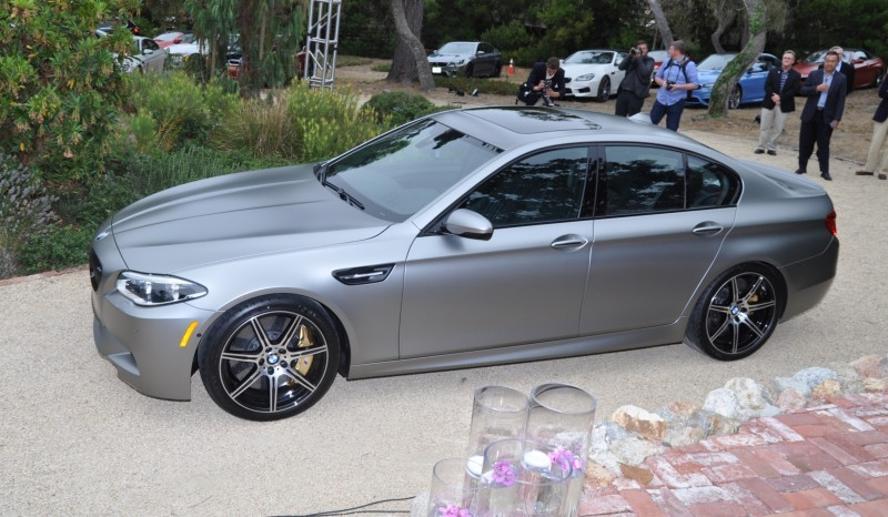Car-Revs-Daily.com 2014 BMW M5 Jahre 30 US Debut 6
