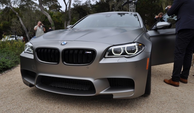 Car-Revs-Daily.com 2014 BMW M5 Jahre 30 US Debut 7