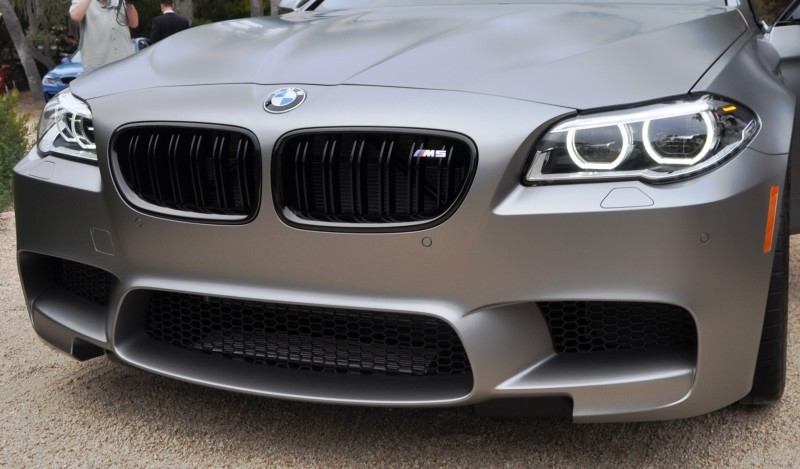 Car-Revs-Daily.com 2014 BMW M5 Jahre 30 US Debut 8