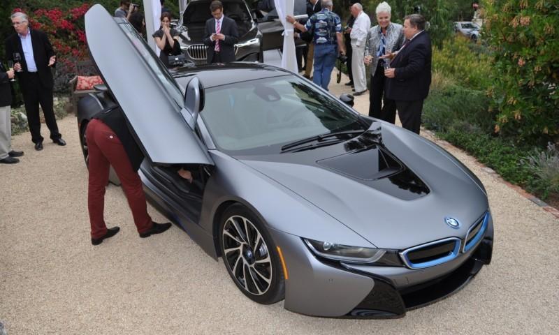 Car-Revs-Daily.com 2014 BMW i8 Pebble Beach Concours d'Elegance Edition 14