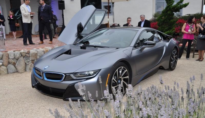 Car-Revs-Daily.com 2014 BMW i8 Pebble Beach Concours d'Elegance Edition 15