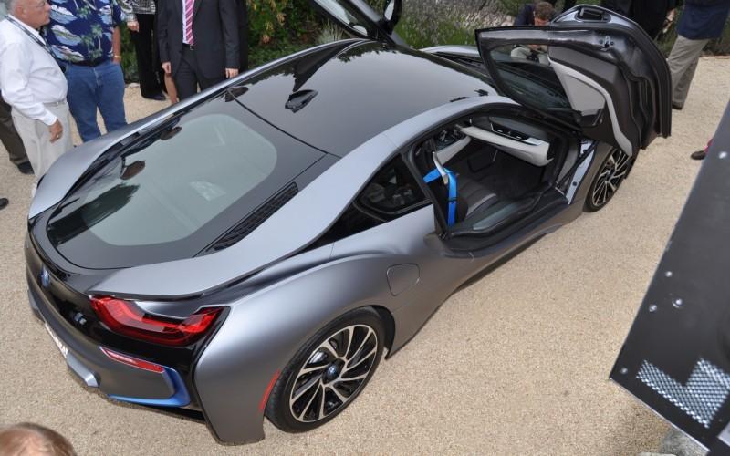 Car-Revs-Daily.com 2014 BMW i8 Pebble Beach Concours d'Elegance Edition 16