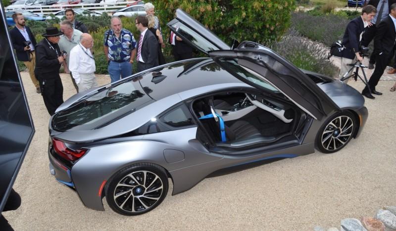 Car-Revs-Daily.com 2014 BMW i8 Pebble Beach Concours d'Elegance Edition 17