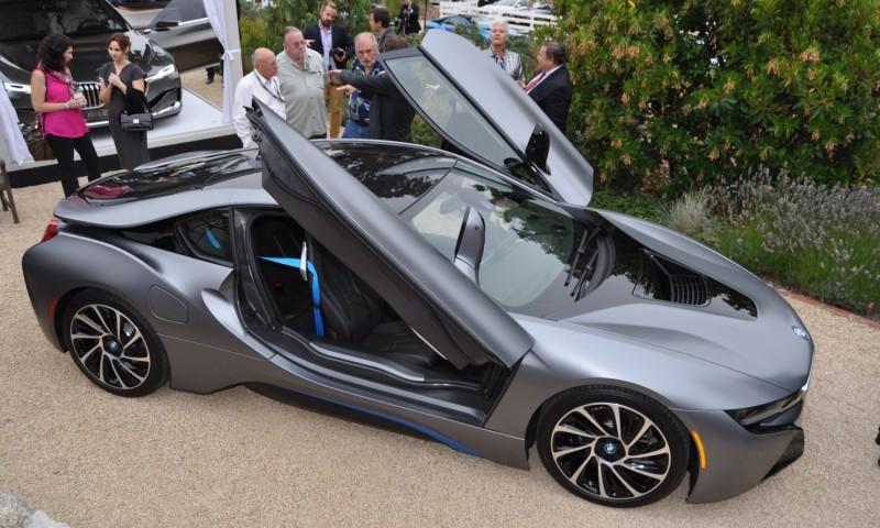 Car-Revs-Daily.com 2014 BMW i8 Pebble Beach Concours d'Elegance Edition 21