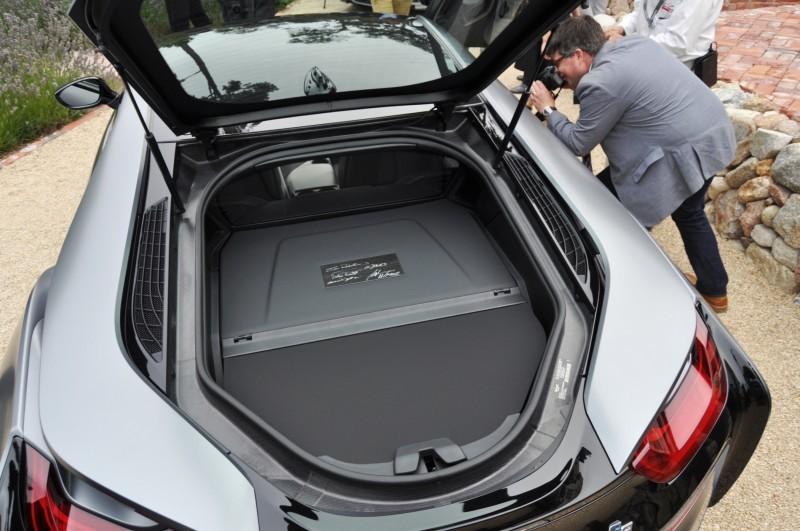 Car-Revs-Daily.com 2014 BMW i8 Pebble Beach Concours d'Elegance Edition 9