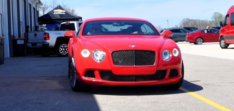 Car-Revs-Daily.com 2014 Bentley Continental GT Speed W12 14