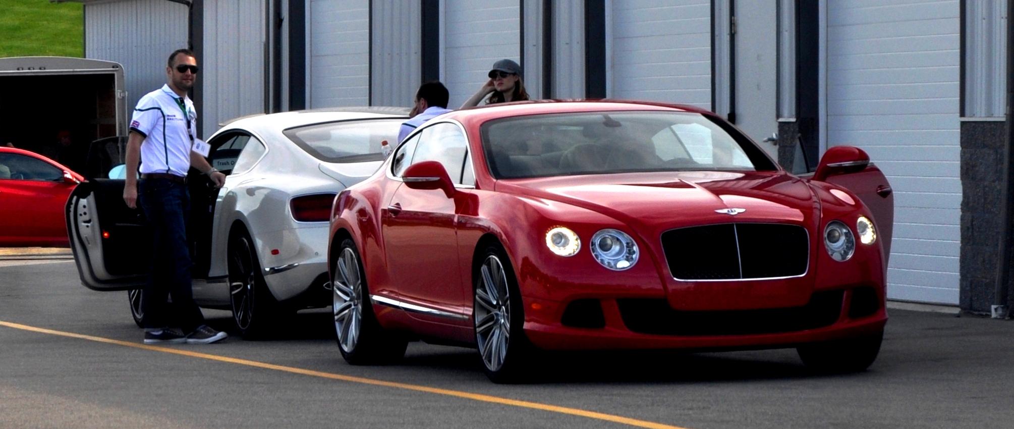 2014 Bentley GT Speed W12