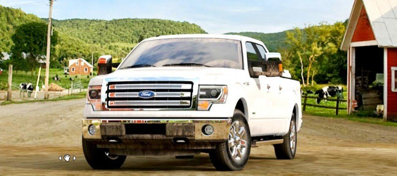 Car-Revs-Daily.com 2014 FORD F-150 COLORS 16