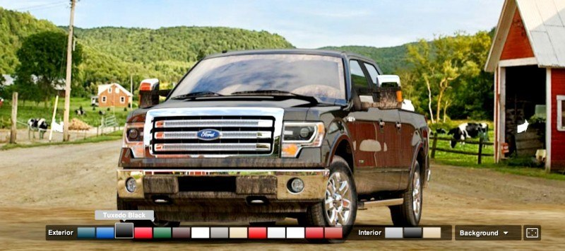 Car-Revs-Daily.com 2014 FORD F-150 COLORS 26