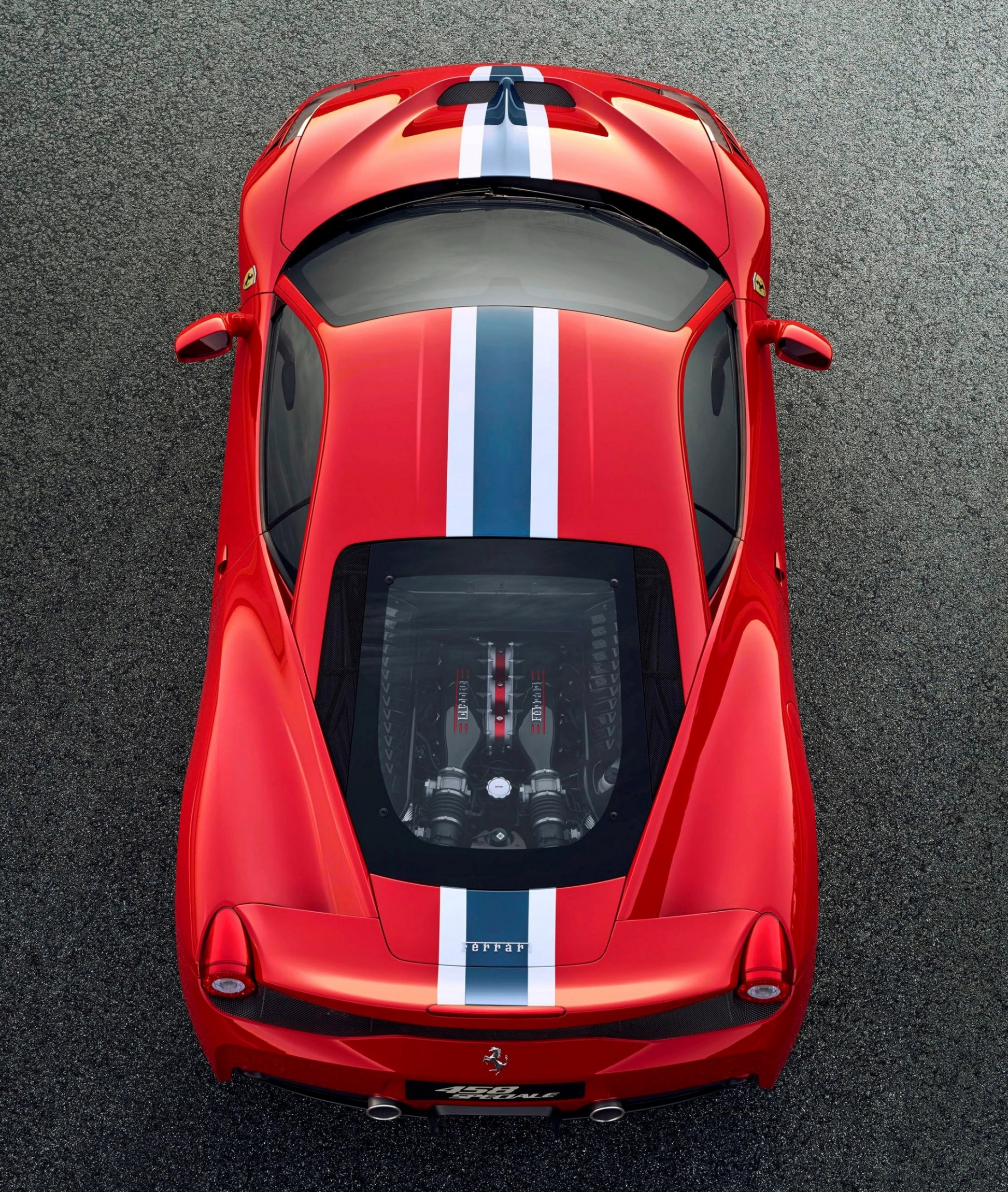 2014 Ferrari 458 Speciale Is Glorious In Full Sight, Sound