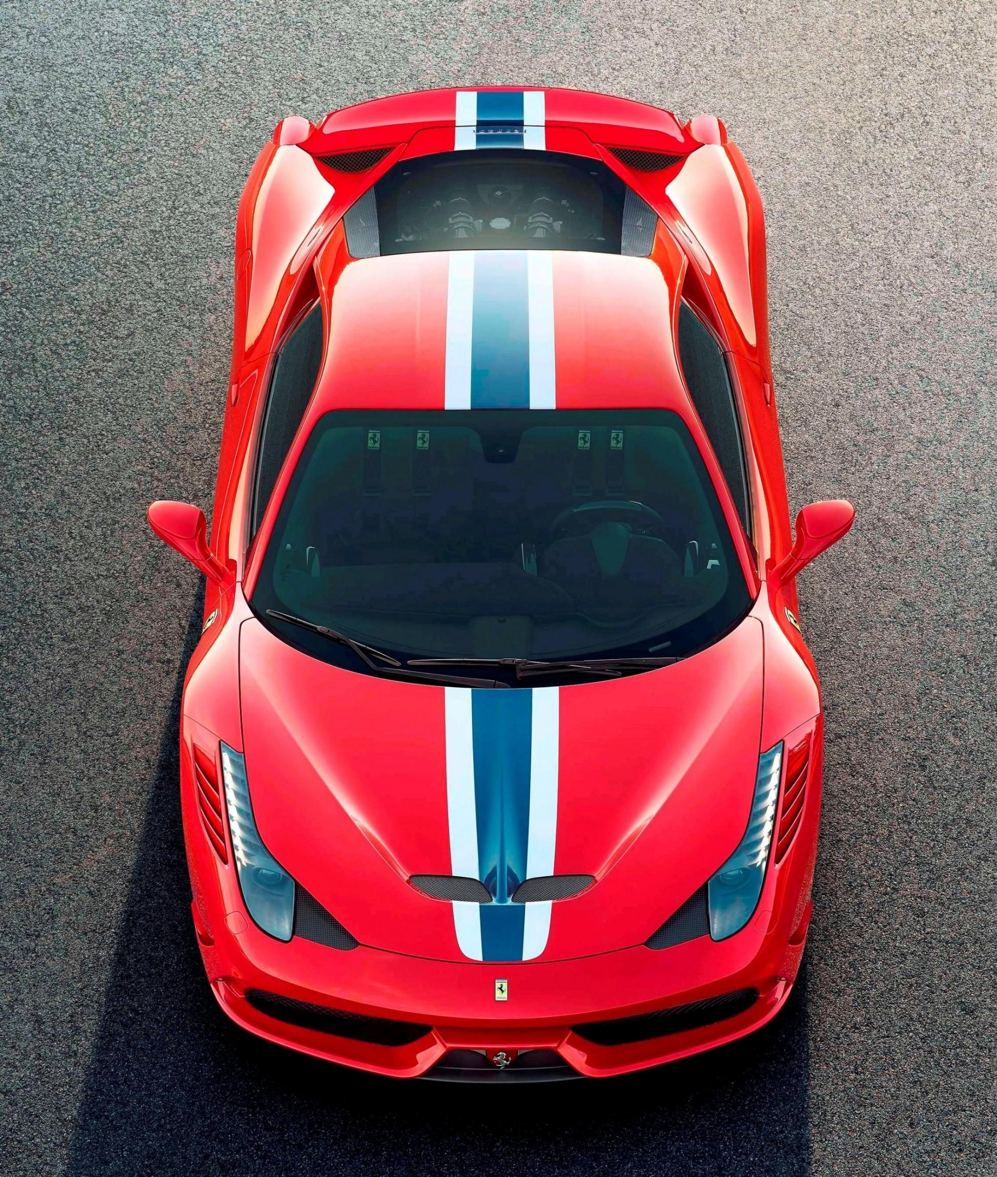 Ferrari 458: 2014 Ferrari 458 Speciale Is Glorious In Full Sight, Sound