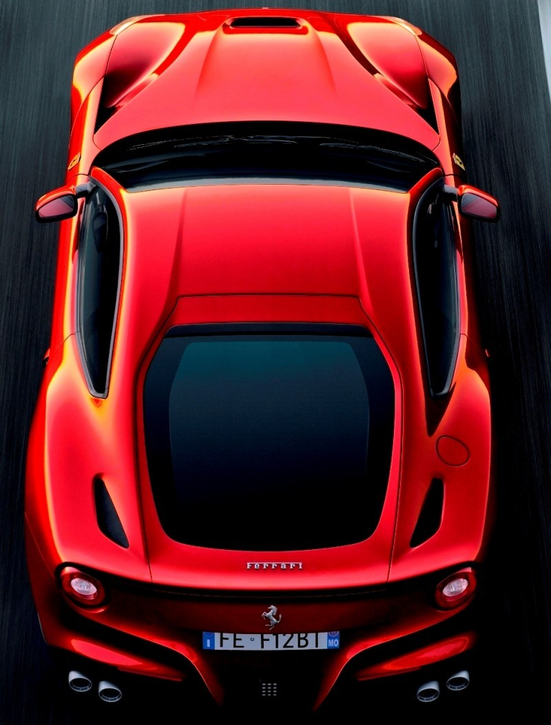 Car-Revs-Daily.com 2014 Ferrari F12 Colors and High-Res Photo Gallery 100