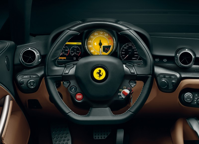 Car-Revs-Daily.com 2014 Ferrari F12 Colors and High-Res Photo Gallery 105