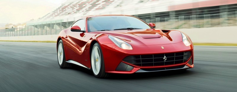 Car-Revs-Daily.com 2014 Ferrari F12 Colors and High-Res Photo Gallery 109