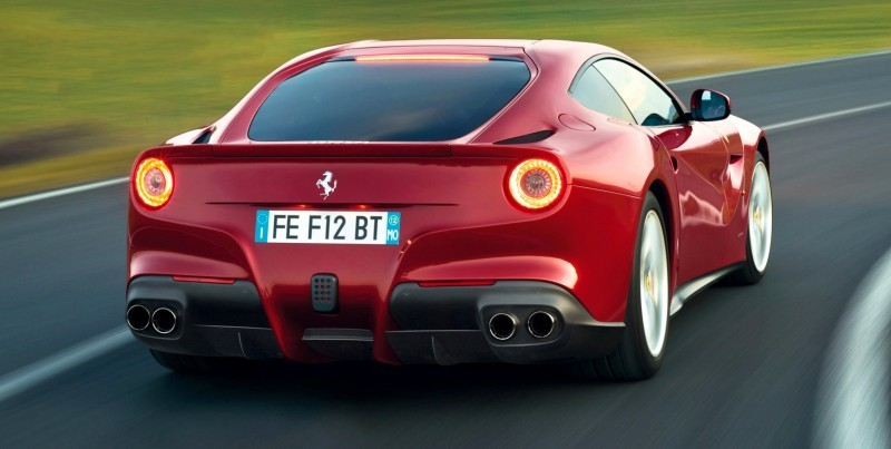 Car-Revs-Daily.com 2014 Ferrari F12 Colors and High-Res Photo Gallery 111