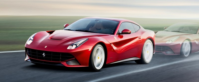 Car-Revs-Daily.com 2014 Ferrari F12 Colors and High-Res Photo Gallery 112