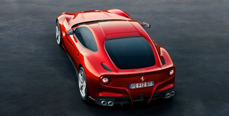 Car-Revs-Daily.com 2014 Ferrari F12 Colors and High-Res Photo Gallery 113
