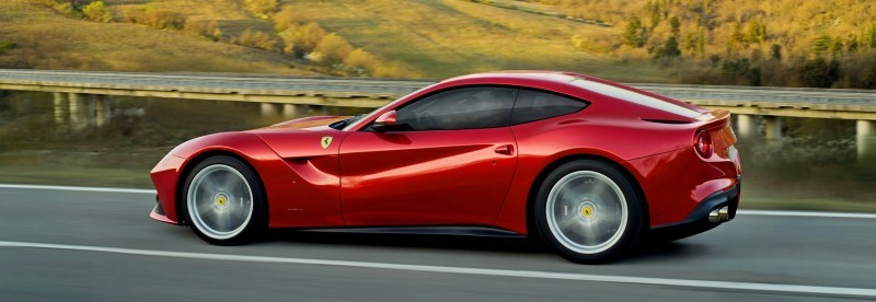 Car-Revs-Daily.com 2014 Ferrari F12 Colors and High-Res Photo Gallery 114