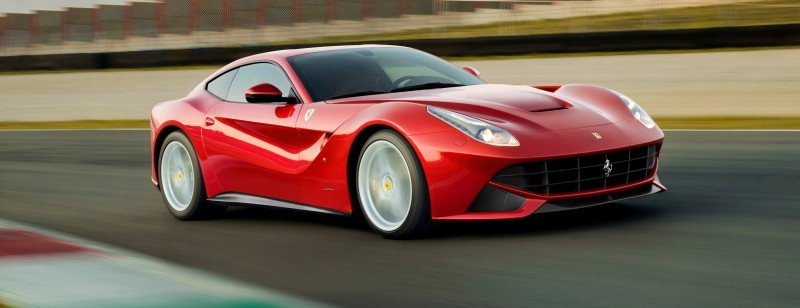 Car-Revs-Daily.com 2014 Ferrari F12 Colors and High-Res Photo Gallery 115