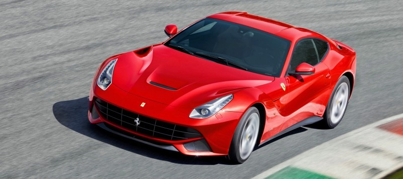 Car-Revs-Daily.com 2014 Ferrari F12 Colors and High-Res Photo Gallery 116