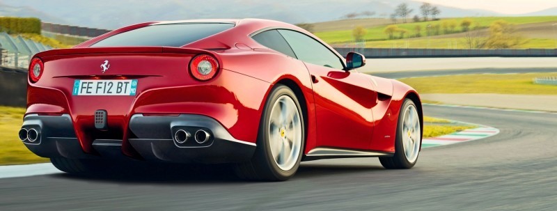 Car-Revs-Daily.com 2014 Ferrari F12 Colors and High-Res Photo Gallery 117