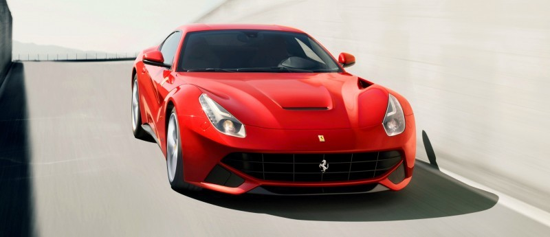 Car-Revs-Daily.com 2014 Ferrari F12 Colors and High-Res Photo Gallery 118