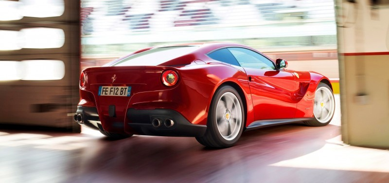 Car-Revs-Daily.com 2014 Ferrari F12 Colors and High-Res Photo Gallery 119