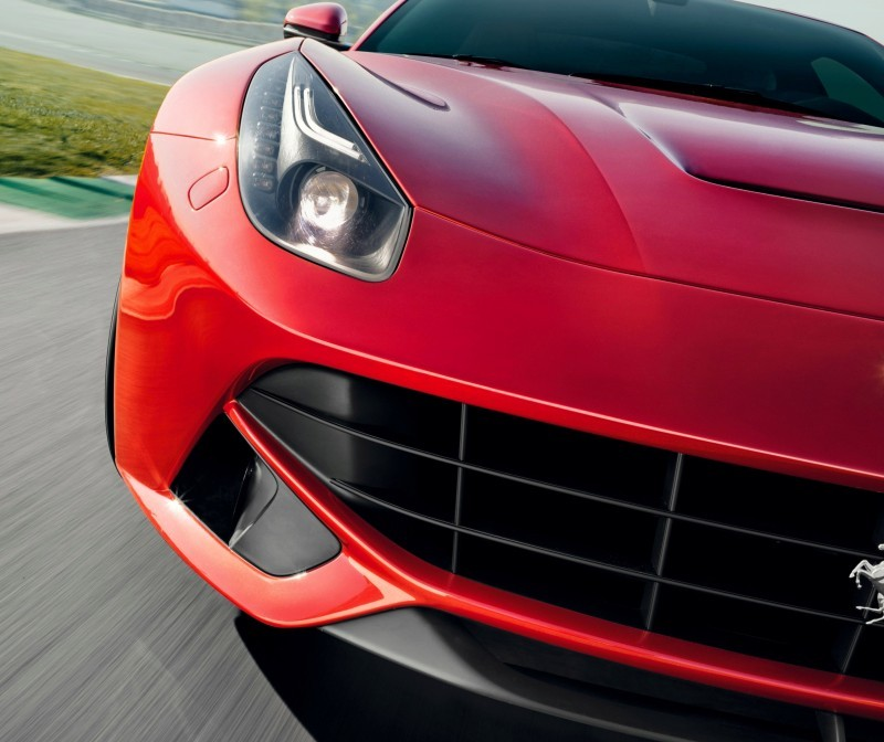 Car-Revs-Daily.com 2014 Ferrari F12 Colors and High-Res Photo Gallery 121