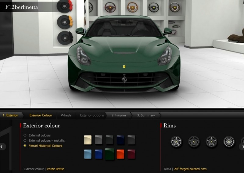 Car-Revs-Daily.com 2014 Ferrari F12 Colors and High-Res Photo Gallery 28