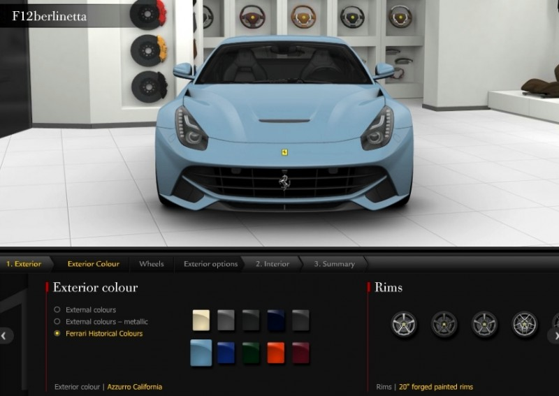 Car-Revs-Daily.com 2014 Ferrari F12 Colors and High-Res Photo Gallery 30