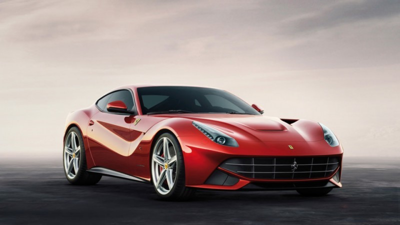 Car-Revs-Daily.com 2014 Ferrari F12 Colors and High-Res Photo Gallery 4