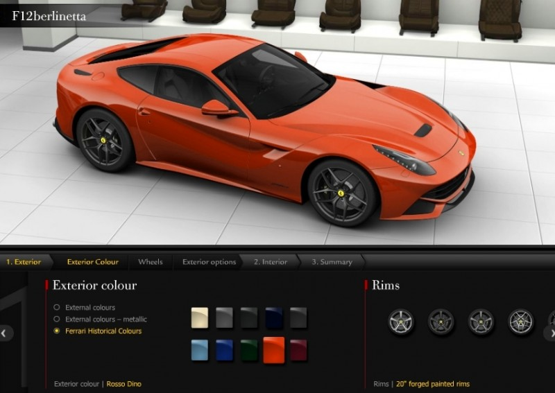 Car-Revs-Daily.com 2014 Ferrari F12 Colors and High-Res Photo Gallery 64