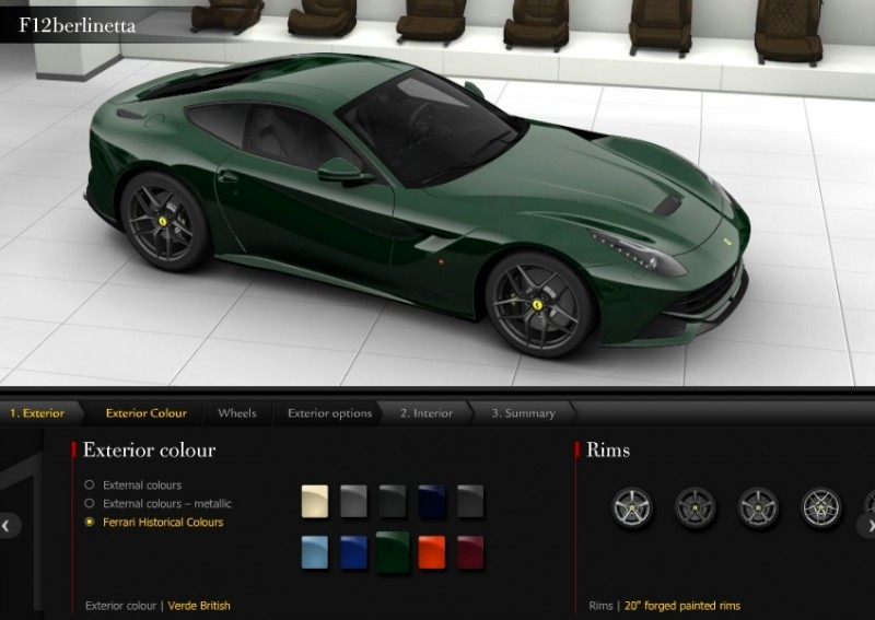 Car-Revs-Daily.com 2014 Ferrari F12 Colors and High-Res Photo Gallery 65