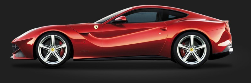 Car-Revs-Daily.com 2014 Ferrari F12 Colors and High-Res Photo Gallery 92
