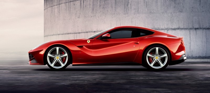 Car-Revs-Daily.com 2014 Ferrari F12 Colors and High-Res Photo Gallery 95