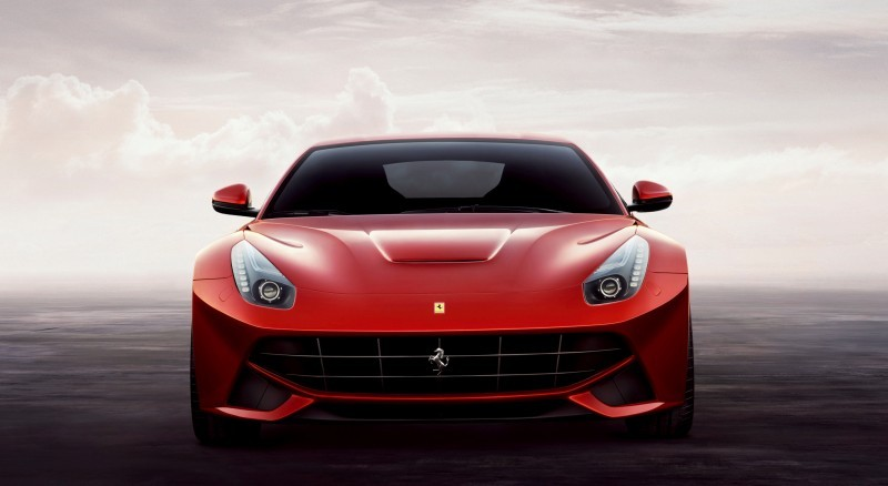 Car-Revs-Daily.com 2014 Ferrari F12 Colors and High-Res Photo Gallery 96