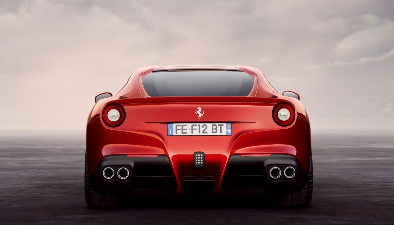 Car-Revs-Daily.com 2014 Ferrari F12 Colors and High-Res Photo Gallery 97
