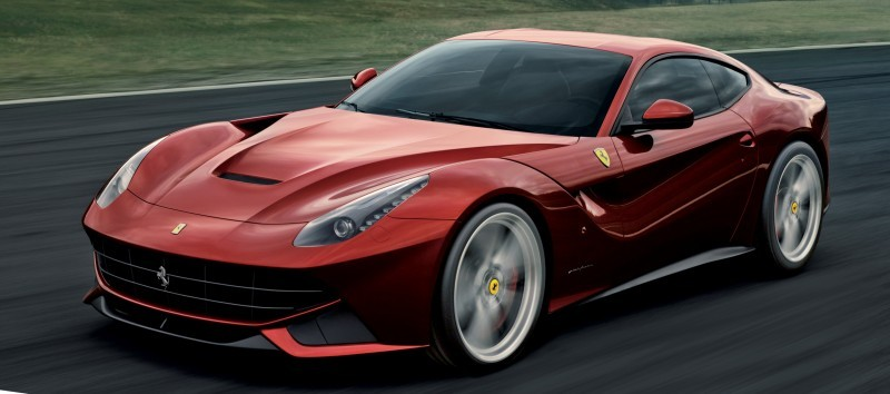 Car-Revs-Daily.com 2014 Ferrari F12 Colors and High-Res Photo Gallery 99