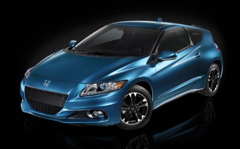 Car-Revs-Daily.com 2014 Honda CR-Z 11