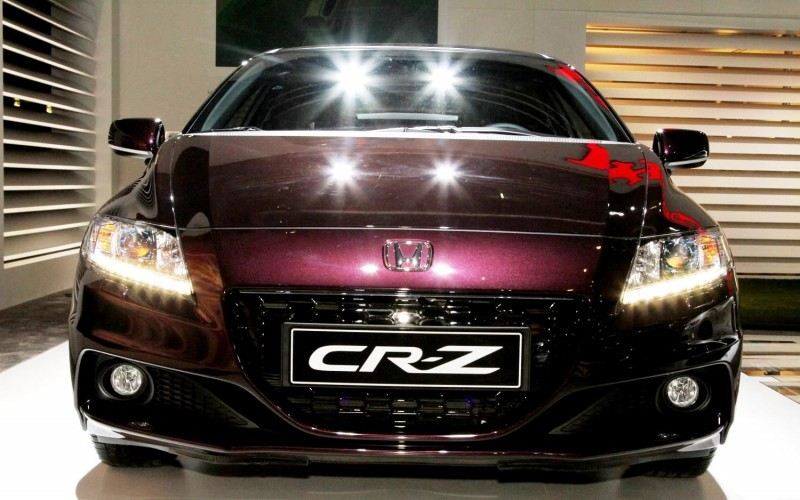 Car-Revs-Daily.com 2014 Honda CR-Z 3