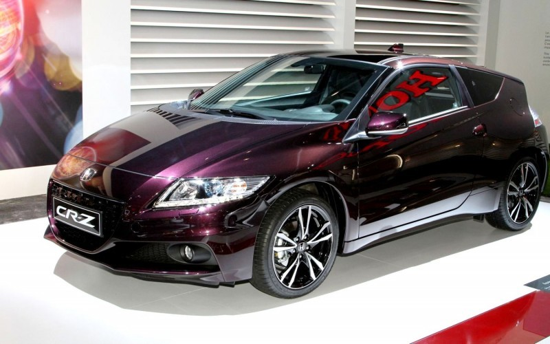 Car-Revs-Daily.com 2014 Honda CR-Z 4