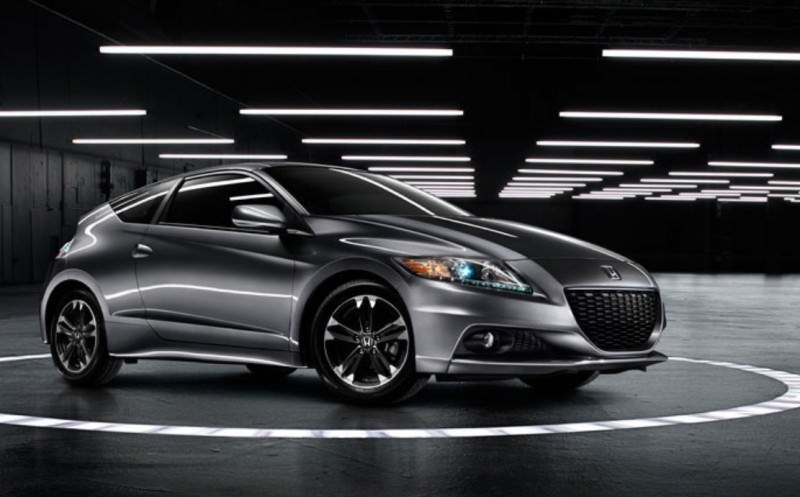 Car-Revs-Daily.com 2014 Honda CR-Z 6