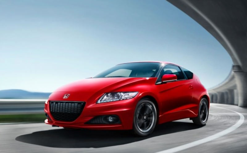 Car-Revs-Daily.com 2014 Honda CR-Z 8