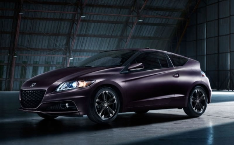 Car-Revs-Daily.com 2014 Honda CR-Z 9