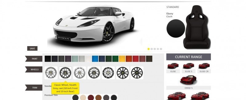Car-Revs-Daily.com 2014 LOTUS Evora and Evora S - USA Buyers Guide - Specs, Colors and Options 16