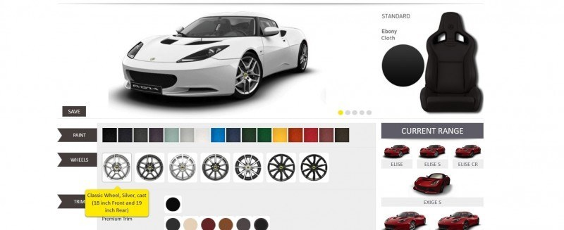 Car-Revs-Daily.com 2014 LOTUS Evora and Evora S - USA Buyers Guide - Specs, Colors and Options 17