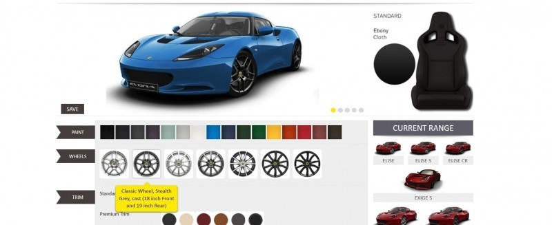 Car-Revs-Daily.com 2014 LOTUS Evora and Evora S - USA Buyers Guide - Specs, Colors and Options 18
