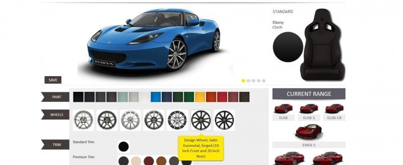 Car-Revs-Daily.com 2014 LOTUS Evora and Evora S - USA Buyers Guide - Specs, Colors and Options 21