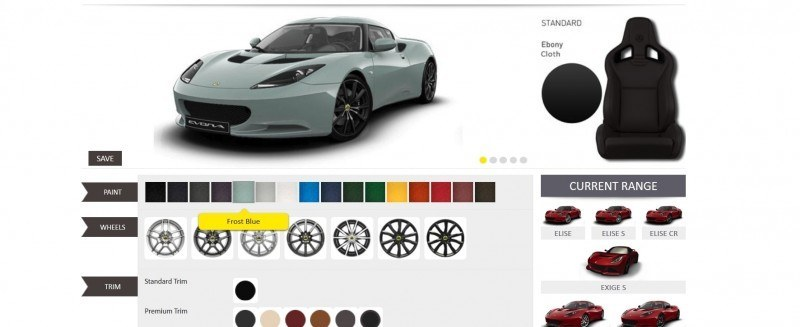 Car-Revs-Daily.com 2014 LOTUS Evora and Evora S - USA Buyers Guide - Specs, Colors and Options 25