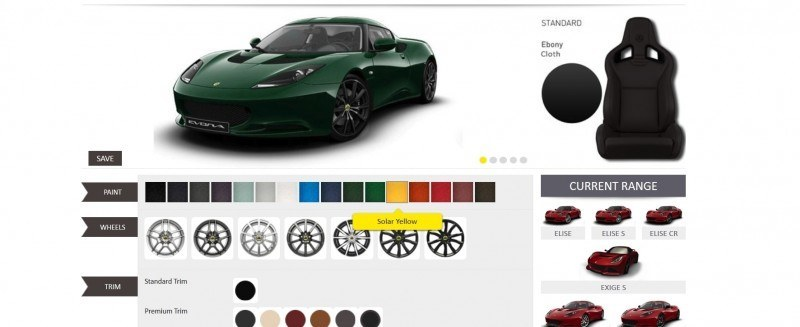 Car-Revs-Daily.com 2014 LOTUS Evora and Evora S - USA Buyers Guide - Specs, Colors and Options 31
